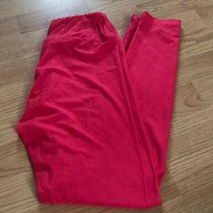 Lularoe Women's leggings size OS